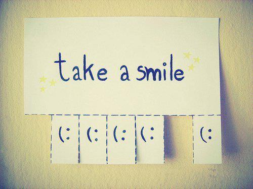 Вземете си усмивка