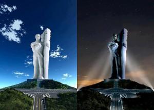 Бъдещият паметник на Васил Левски