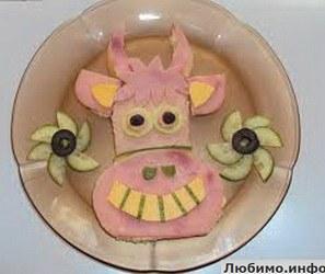 Сандвич Веселата Крава
