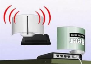 Увеличаване на wi-fi сигнала с помощта на кенче