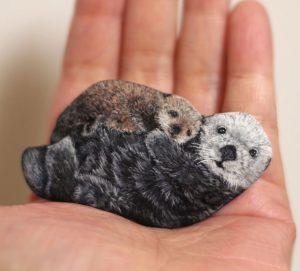 Животни от камък, автор: Акие Наката